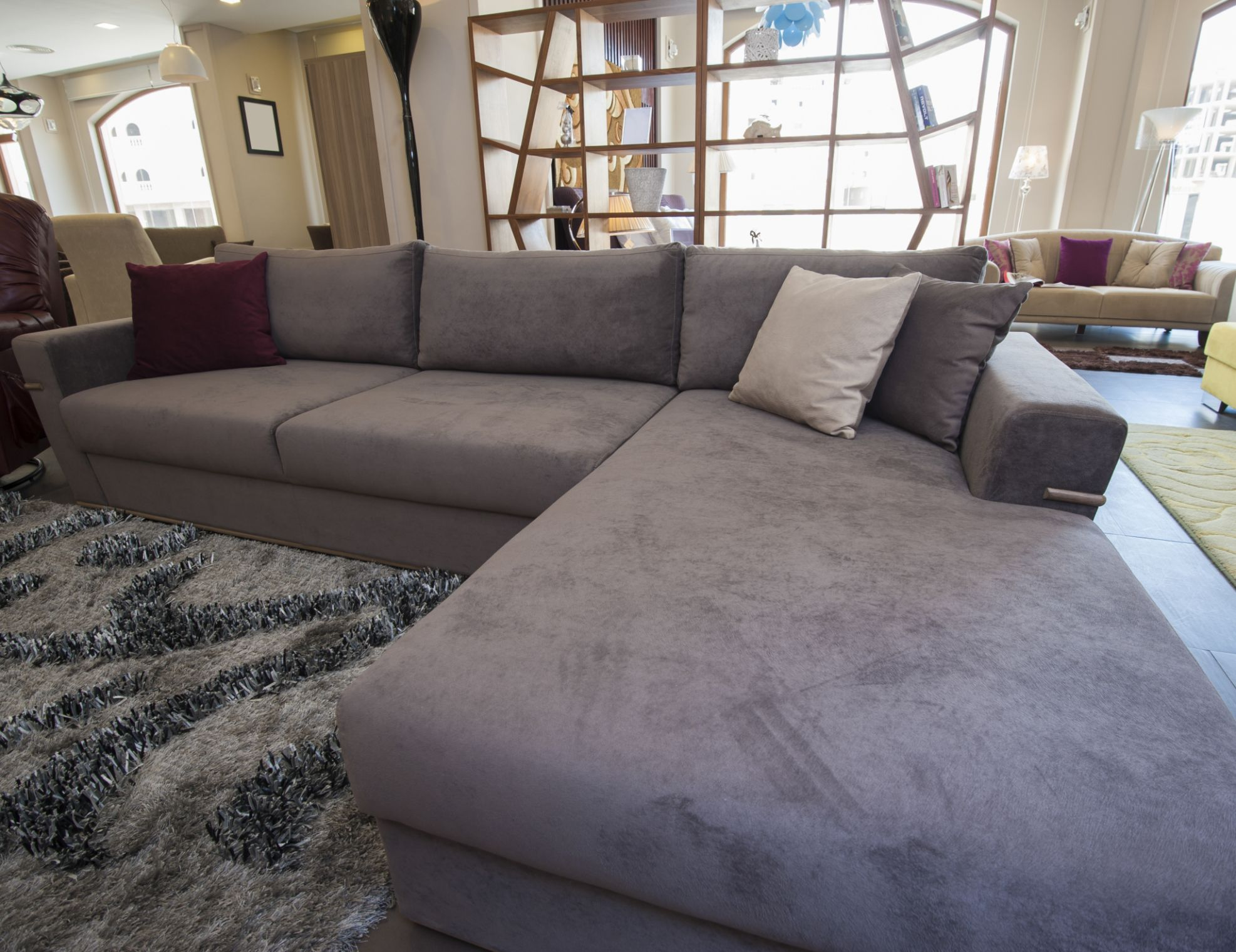 The Types Of Sofa Fabric Hunker In 2020 Types Of Sofas Cheap Living Room Sets Couch Fabric