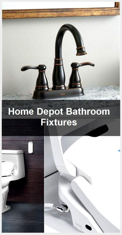 Photo of Home Depot Badezimmerarmaturen, #Bad #Depot #Fixtures #Home, #Bathroom #bathroomfixtures …