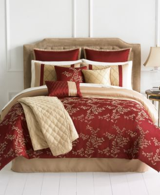 Cascavel 10 Piece Comforter Set Sale Bed In A Bag Bed Bath Macy S Comforter Sets Bed Comforters