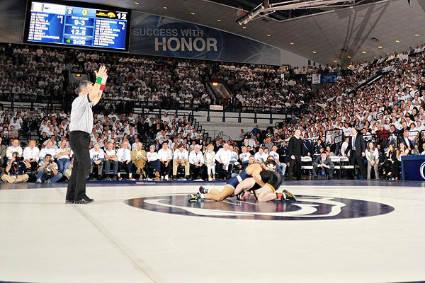 Voepel Iowa Ruins Penn State S Moment Penn State Iowa In This Moment