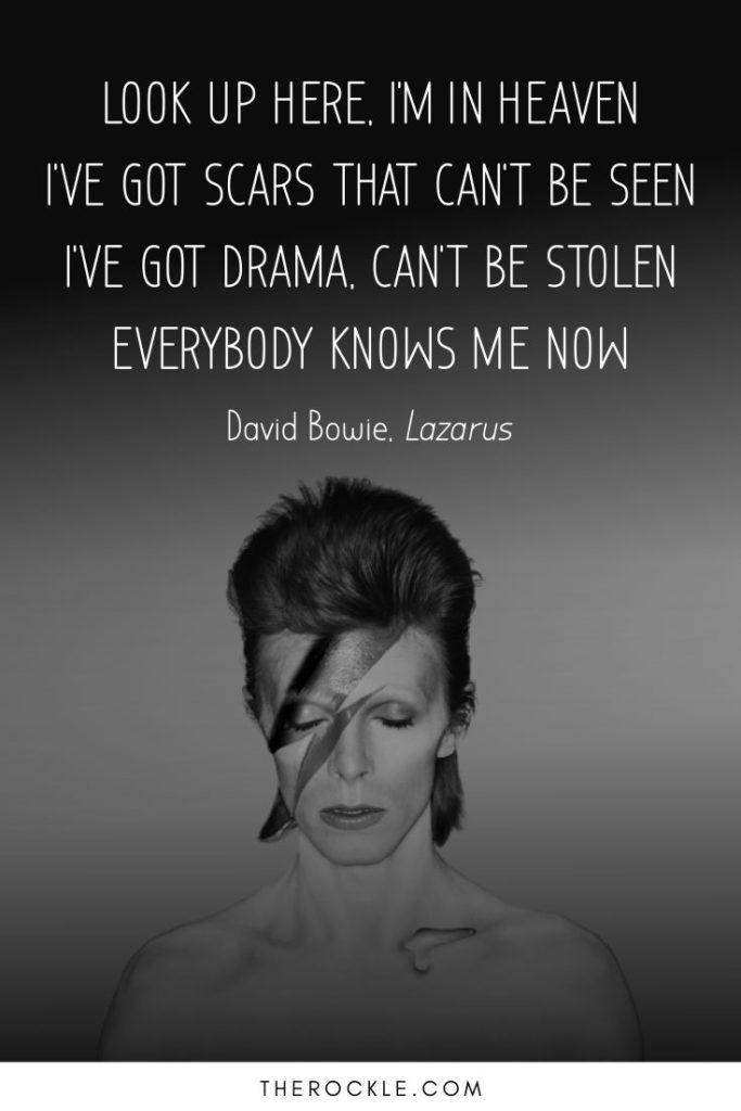 David Bowie S Best Lyrics To Remind You Of His Musical Genius The Rockle In 2020 Starman Lyrics David Bowie Lyrics