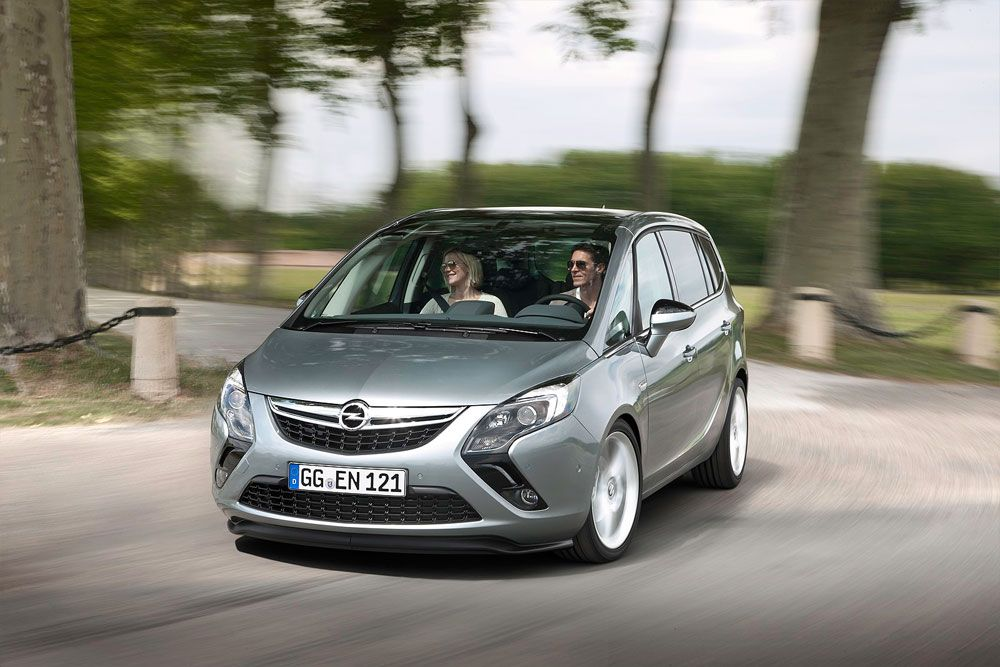 New Price Release 2014 Opel Zafira Tourer Review Front View Model · Top 10 Sports  CarsTrade ...