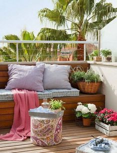 Sublime 20 Cozy And Small Apartment Balcony Decoration Ideas Creating a new and … Balcony