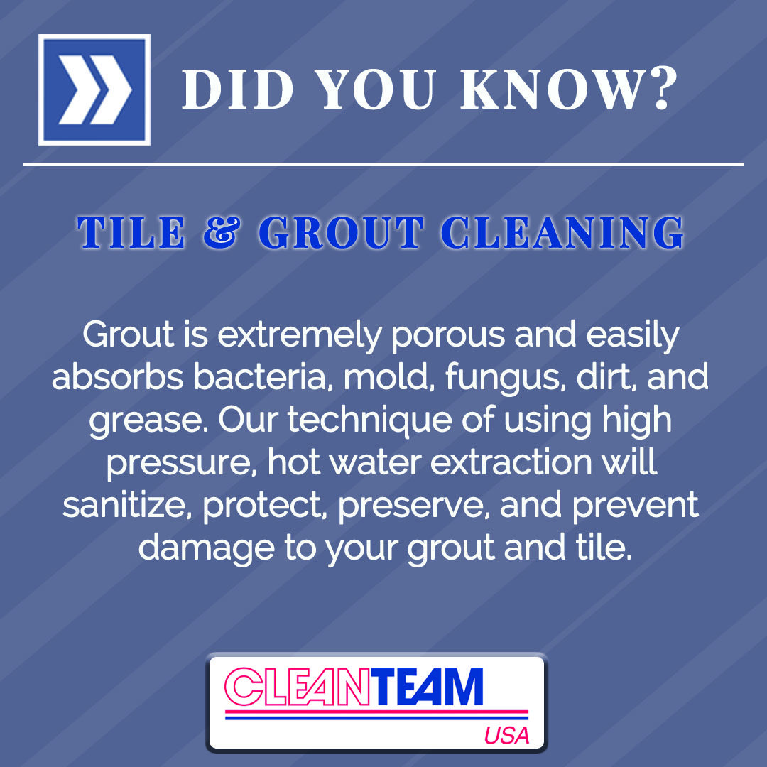 Extend the life of your floors and eliminate the bacteria