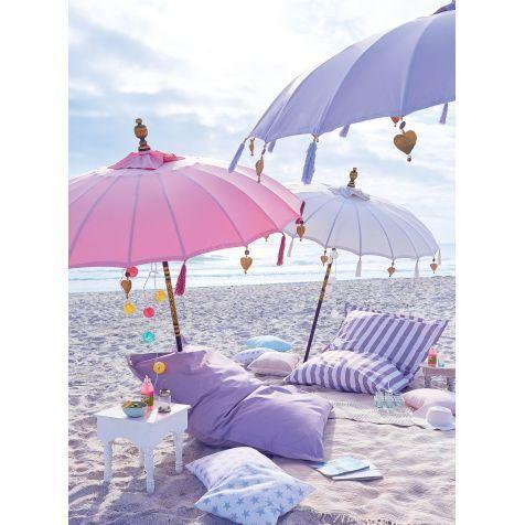 Sonnenschirm, Balinesischer Stil Katalogbild. Sitzsack OutdoorSitzsack XxlSonnenschirm  TerrasseBalkon ...