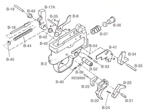 source ruger 10 22 trigger assembly diagram 2 11 nuerasolar co \u2022pin on ruger rh pinterest com full auto 10 22 diagram ruger 10 22 trigger assembly