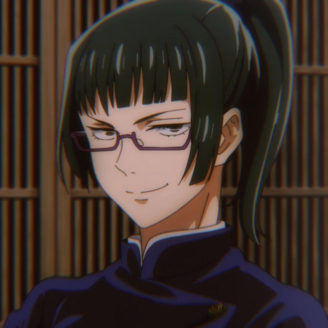 Maki Zenin In 2021 Jujutsu Anime Hunter Anime
