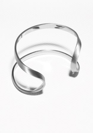 & Other Stories | Winding Brass Cuff