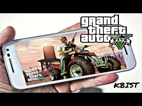 GTA 4 for android only in ○ 90 mb!!!    (APK+DATA) 1000