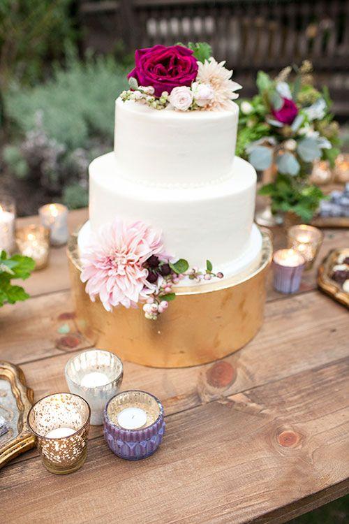A Glamorous Fall Wedding At The San Diego Botanic Garden Wedding