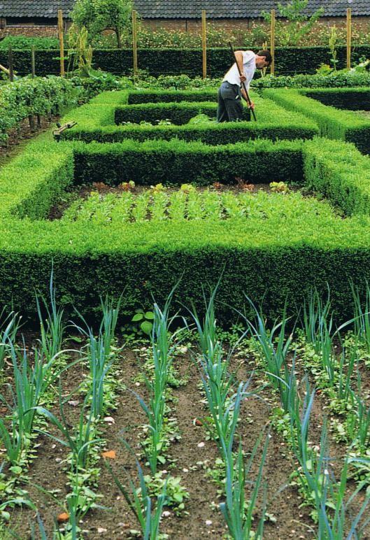 Vervoordt garden Trouvais