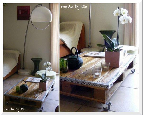 Idées de relooking - transformation de meubles - Avant Après