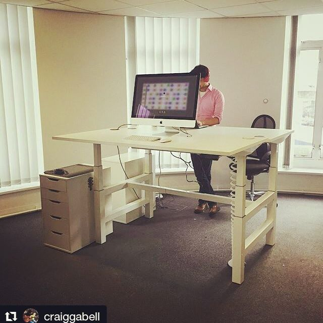 Some New Standing Desks For Us To Try... Anyone Else Use