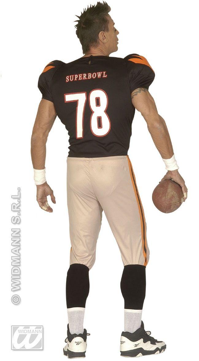 American Football Player Costume Football Player Costume