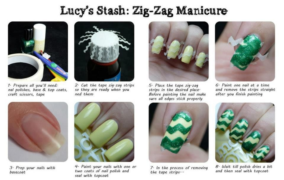 HOW TO DECORATE YOUR NAILS WITH DIFFERENT DESIGNS | NAIL ART TUTORIALS | BestStylo.com
