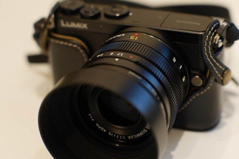 GX7+Nokton 42.5mm F0.95