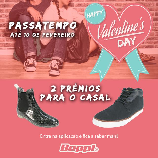 Amostras e Passatempos: Passatempo Valentine's Day by Beppi