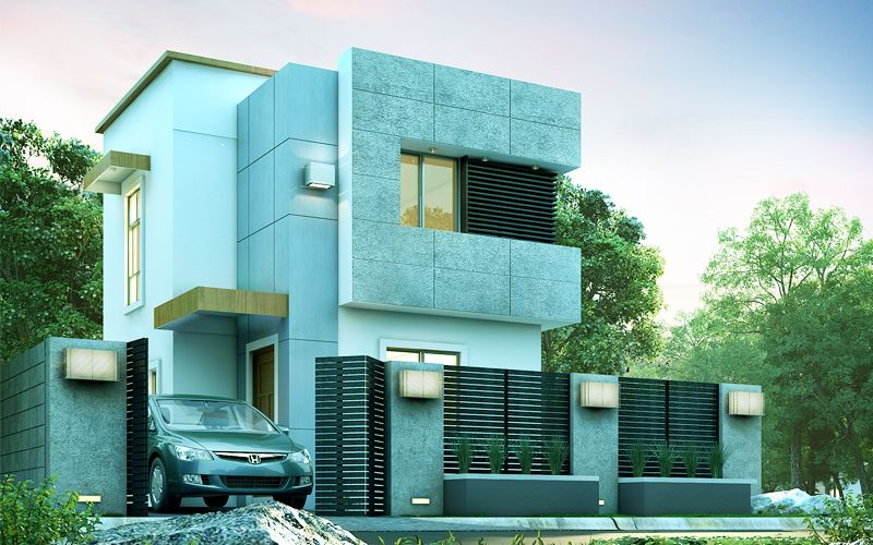 Pinoy House Design 2015020 is a two story Modern House Design