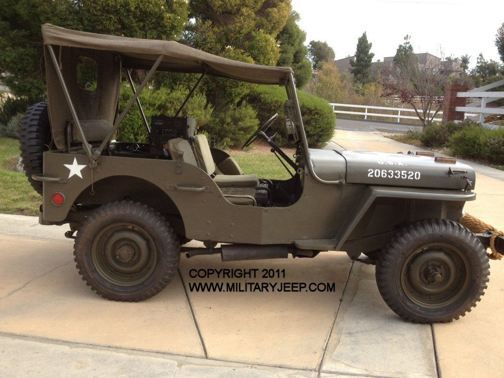 military jeep willys for sale 1944 wwii willys mb jeep 1944 wwii willys mb jeep cars and. Black Bedroom Furniture Sets. Home Design Ideas