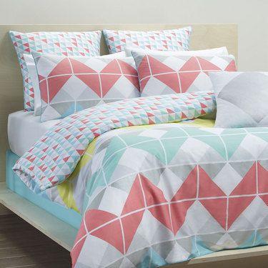 Belmondo Home Nuvo Quilt Cover Set | Hometextile | Pinterest ... : quilt cover sets spotlight - Adamdwight.com