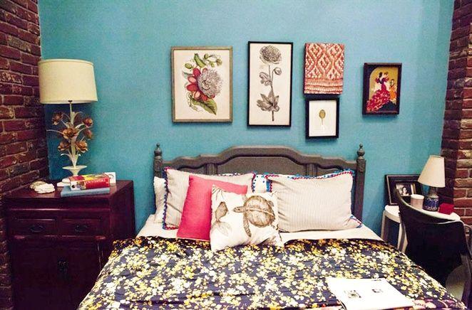 lovely undergrad jess apartment new girl bedroom home rh pinterest at  newborn girl rooms
