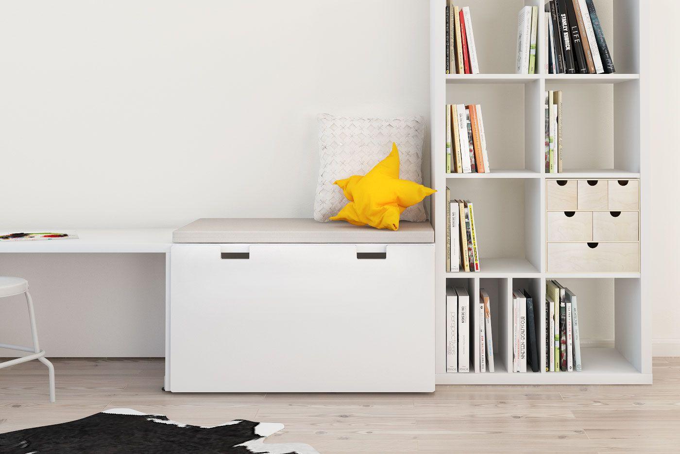 Sitzauflage für Ikea Stuva Banktruhe in 2020 (mit Bildern