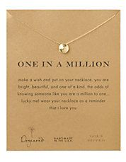 One In A Million pendant