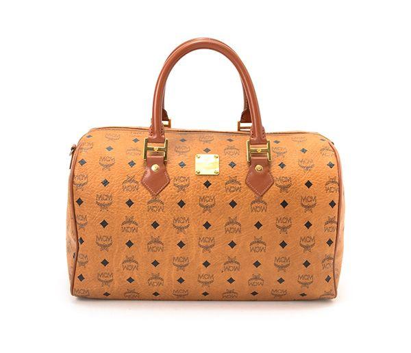 Mcm Boston Bags Replica You Will Love
