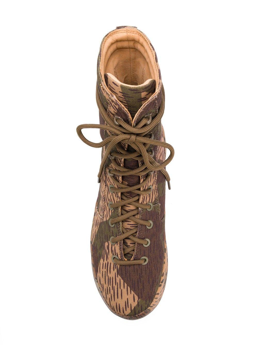 5941ca78c6457 Yeezy Season 6 Military Boots - It41 Green. YEEZY SPLINTER CAMO ...