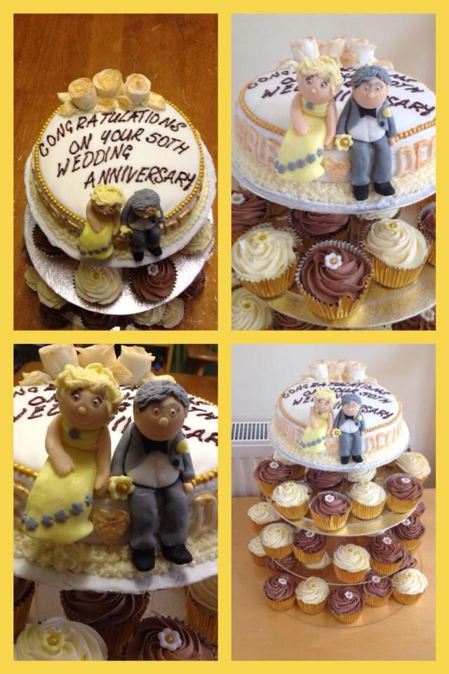 images of birthday and wedding cakes another 50th wedding anniversary cake idea 50th wedding 16332