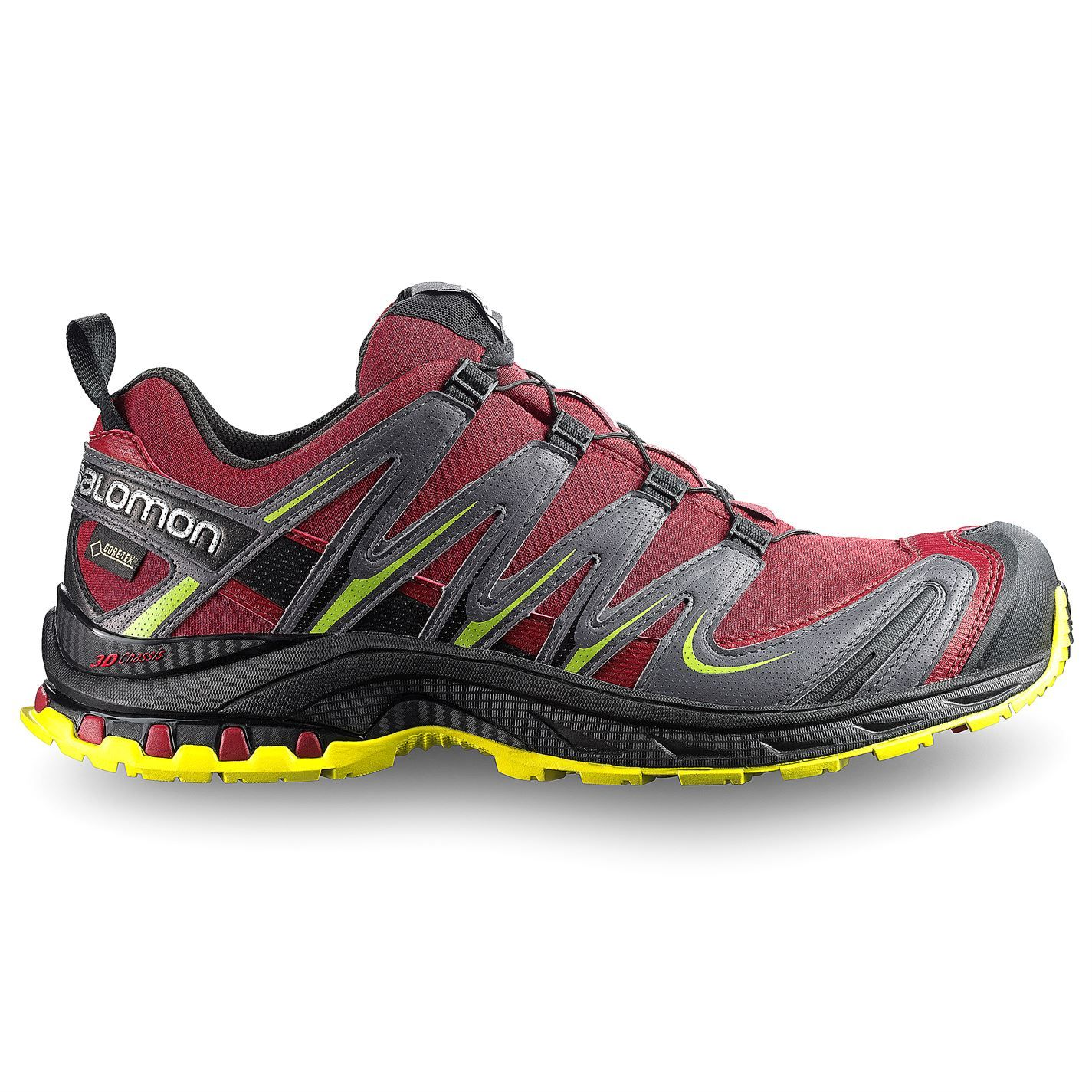 SALOMON WOMENS XA Pro 3D Mountain Trail Gore Tex Walking