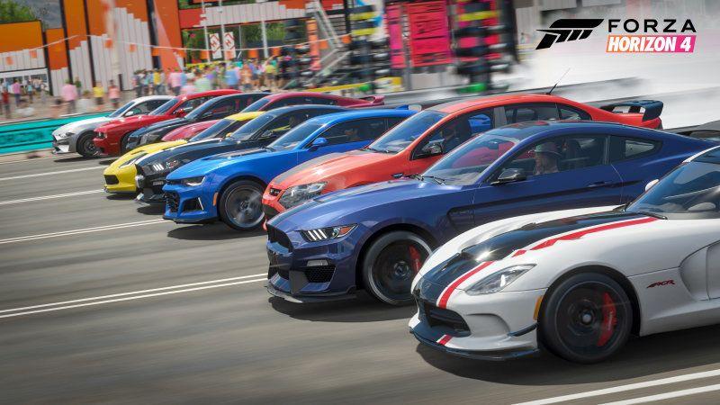 Forza Horizon 4 Makes Your Driving Dreams Come True Carros De