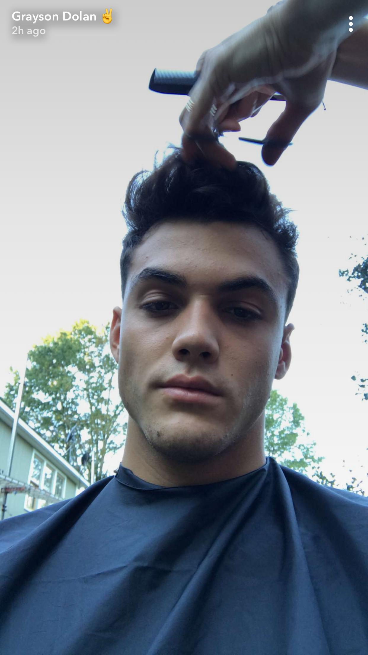 Grayson riggs snapchat