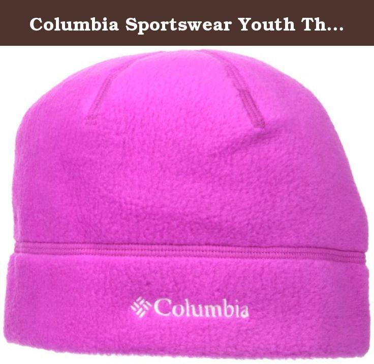 7dfae252f7b Columbia Sportswear Youth Thermarator Beanie