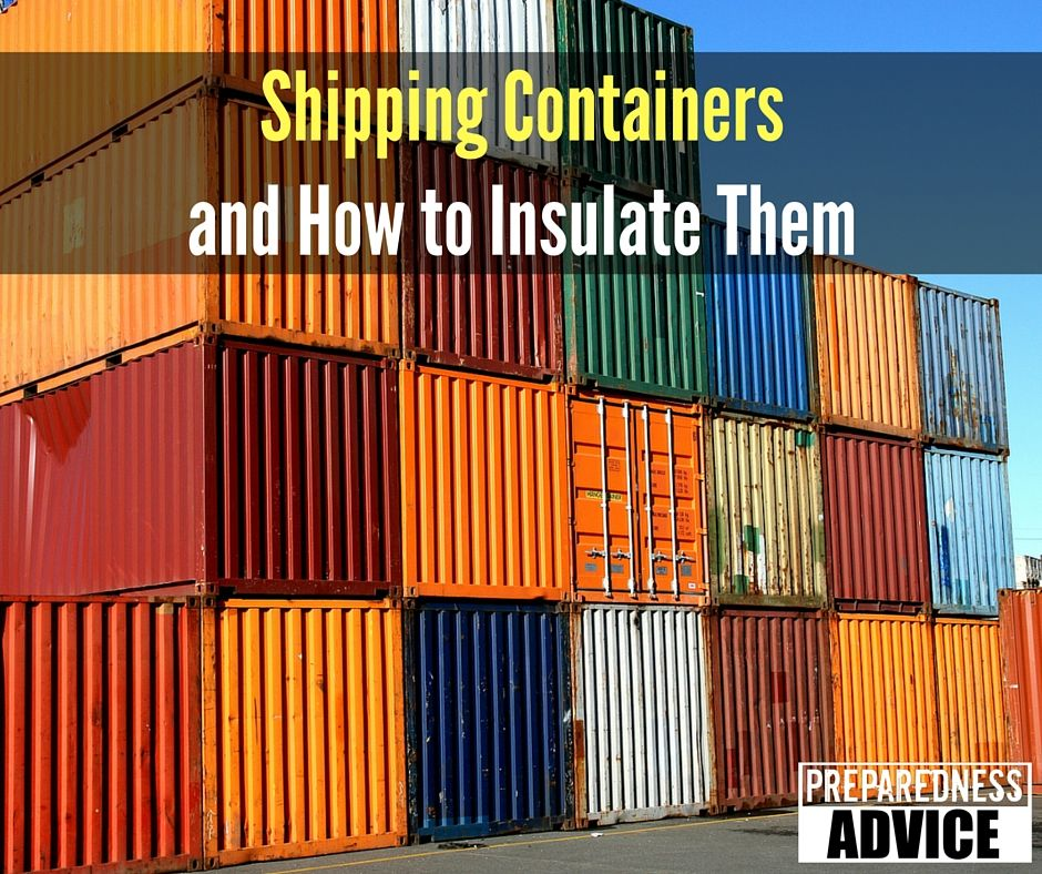 A Shipping Container Can Be Handy For Many Uses. Here's