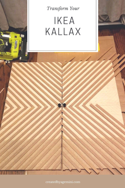 Photo of DIY IKEA Kallax Hack – Created by a Gemini