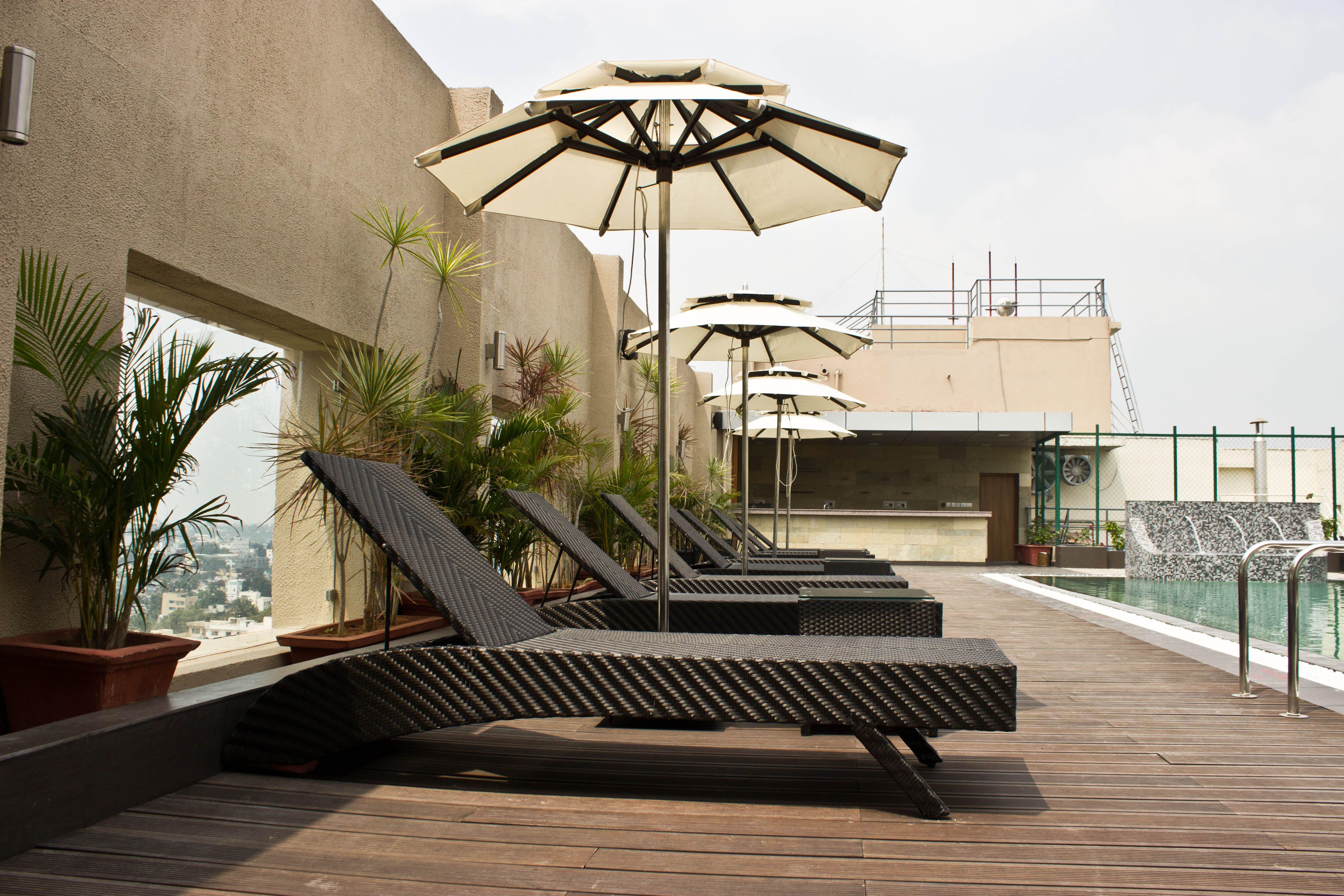 The Kava Fairfield By Marriott Outdoor decor, Sun