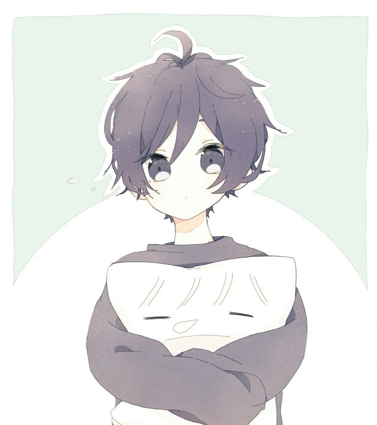 Character Design Cute Grey Hair Kyott In 2019 Anime Anime Art