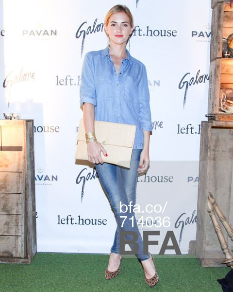 3e6e45f84cb Emily Wickersham at LEFTHOUSE Store Opening Hosted by BYRDIE BELL ...