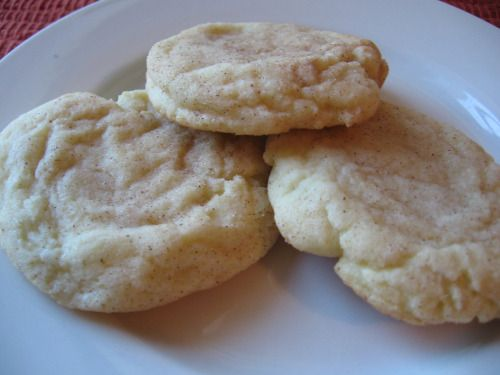snicker doodles with BUTTER not shortening