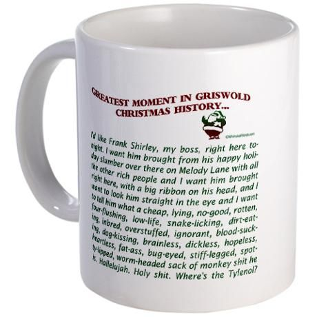 christmas vacation rant mugi need this - Christmas Vacation Rant