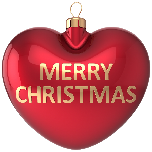 Heart Shaped Merry Christmas Facebook Symbols Emoticons