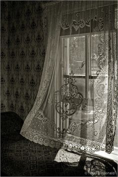 Lacy curtains blowing in the breeze, because we never had air conditioning. Description from pinterest.com. I searched for this on bing.com/images