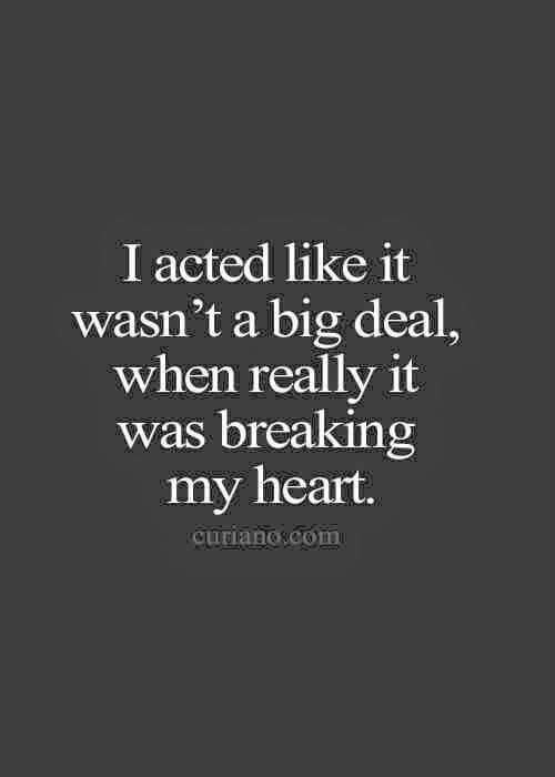 I Do This Often, And Itu0027s Terrible. Guys If Something Is Breaking You Or  Hurting You, Donu0027t Just Let It Happen 🥀 | ~ Sad Quotes Or Prompts ~ |  Pinterest ...