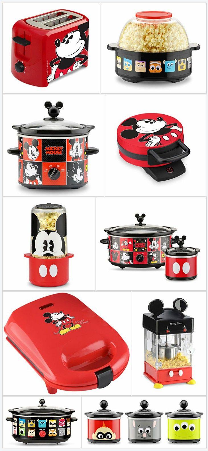 Amazon 10 Best Disney Kitchen Appliances - Kitchen Bests #disneykitchen
