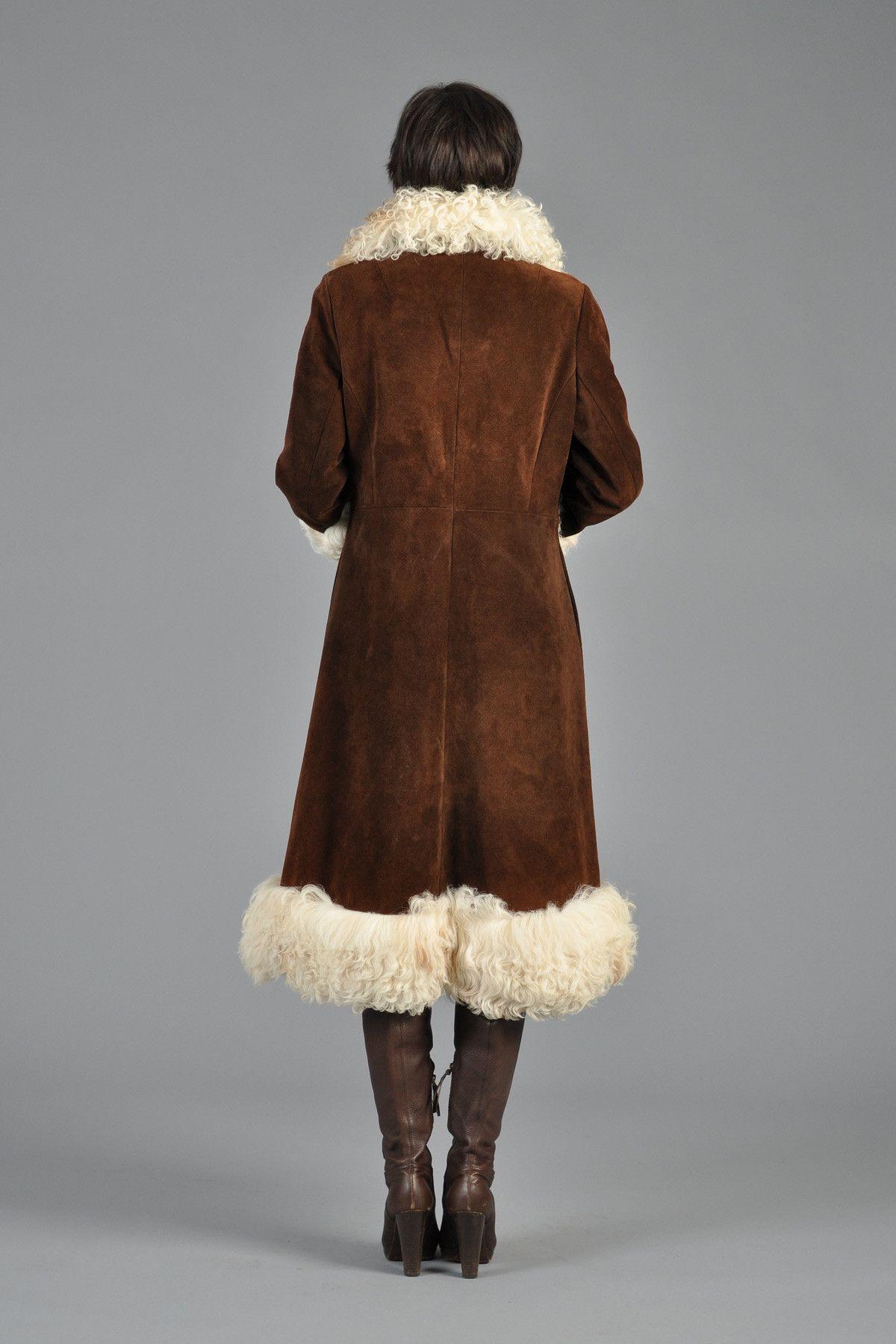 Coats Shearling Su Similar Sheepskin And Leather Naked Pin TBnqxUU