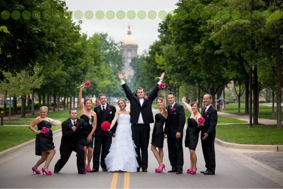 Real Wedding | Notre Dame, IN