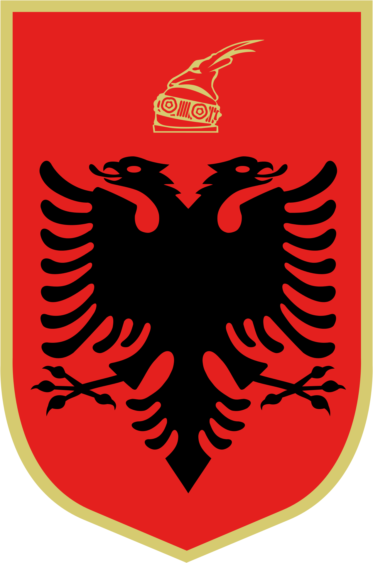 Albania Wikipedia La Enciclopedia Libre Escudo Nobiliario