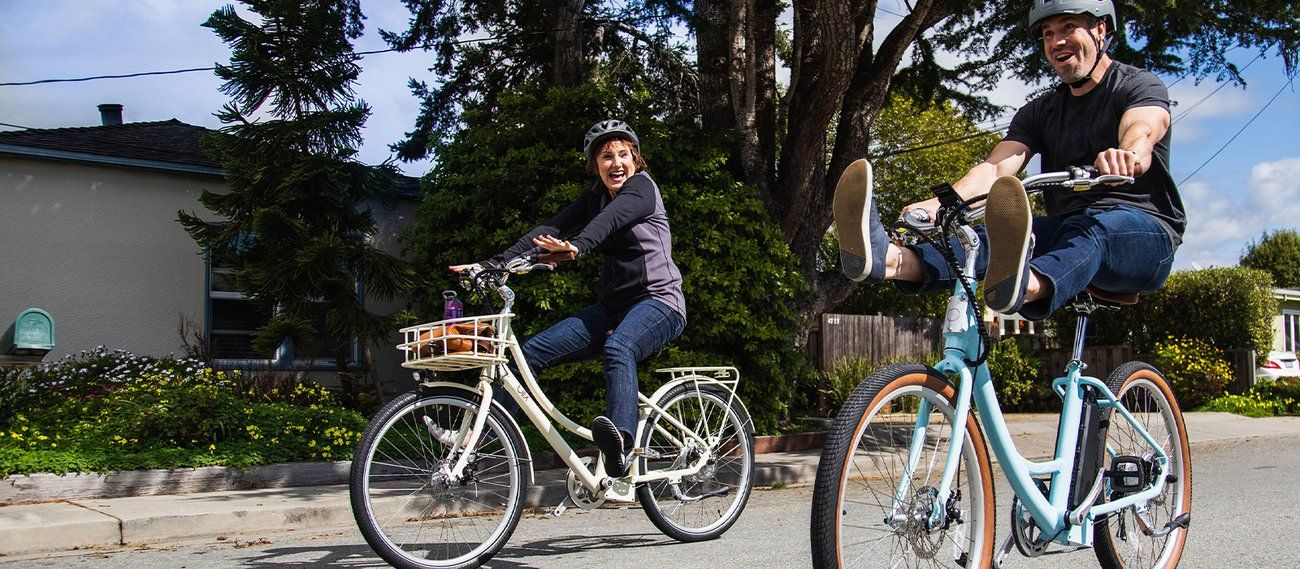 Blix Electric Bikes — Style, Performance and Utility
