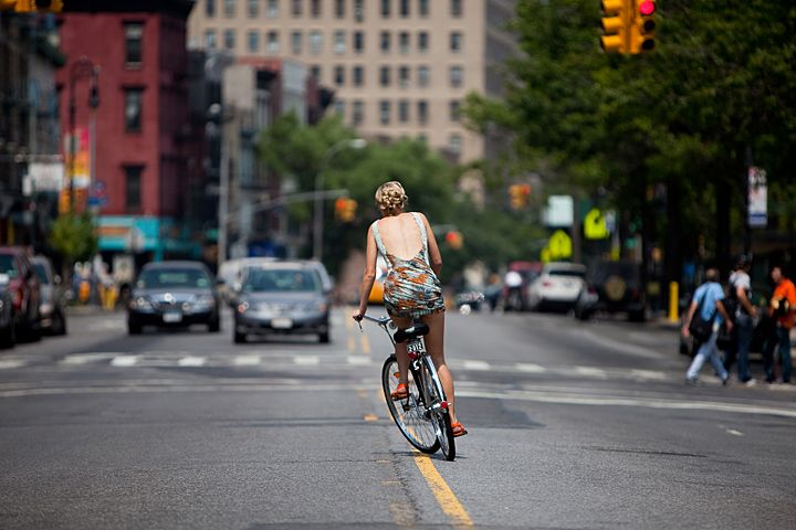 Florals Via Essex Street Downtownfrombehind Fashion Bike